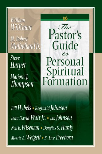 Pastor's Guide/Personal Spiritual Formation