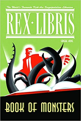 Book Rex Libris Volume 2: Book Of Monsters by James Turner (2009-06-30)