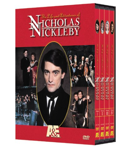 The Life and Adventures of Nicholas Nickleby by A&E Home Video
