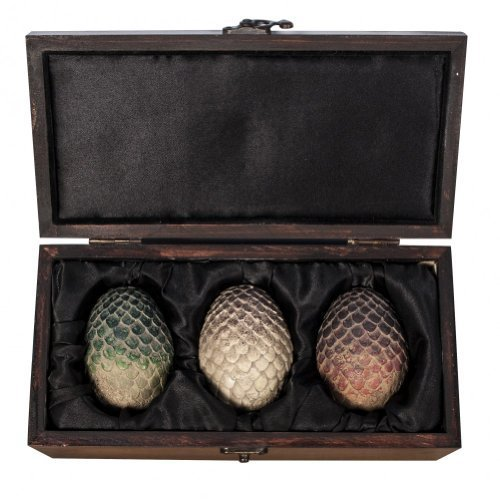 HBO Shop Game of Thrones Dragon Eggs Collectible Set