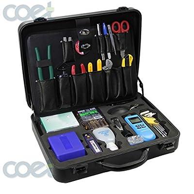 Universal Fiber Optic Tool Kit KomShine Fiber Optic FTTH Tool Kit KFS-35,Fusion Splicing Tool kit,FTTH Assembly/Termination/Installation Tool Kit