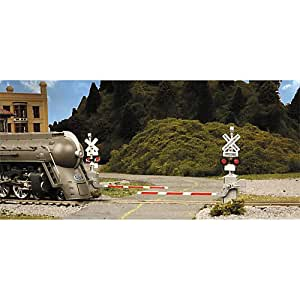 HO Operating Crossing Signals w/Sound