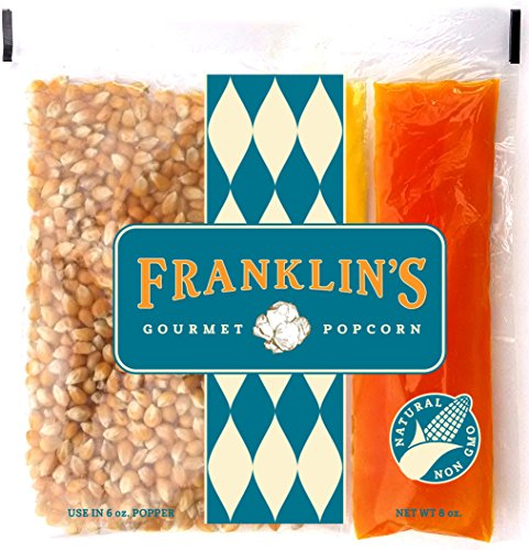 6 oz popcorn packets - 6