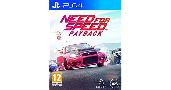 Need For Speed Payback: Amazon.es: Videojuegos