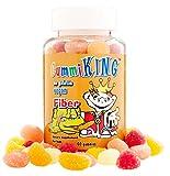 Gummi King Fiber Supplement, Strawberry/Lemon/Orange/Grape/Cherry/Grapefruit, 60 Count For Sale