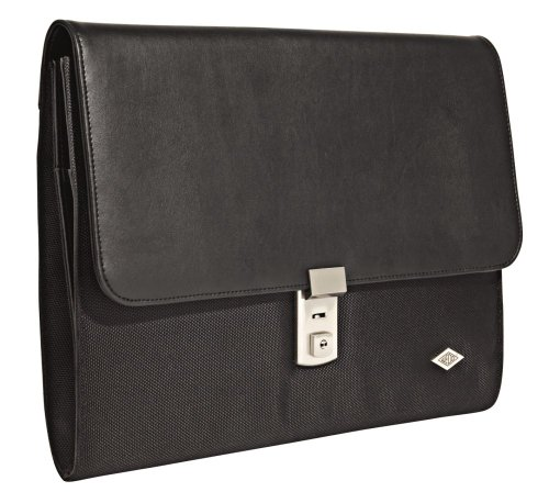 Wedo Briefcase and Portfolio - Black