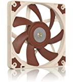 Noctua NF-A12x15 PWM, 4-Pin Premium Quiet Slim Fan (120mm, Brown)