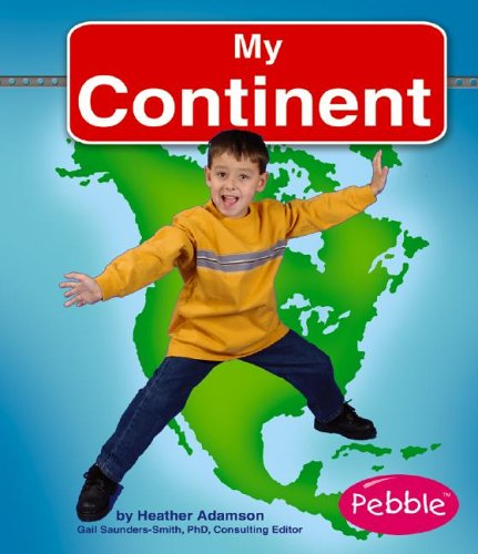 Download My Continent (My World) pdf