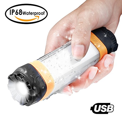 Aglaia Portable Flashlight Adjustable Resistant product image
