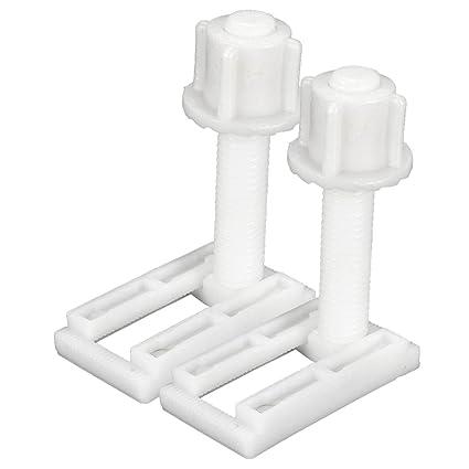 Terrific Mmrm 1 Pair Toilet Seat Hinge Bolts Replacement Screws Fixing Fitting Kit Repair Tool 1 Inzonedesignstudio Interior Chair Design Inzonedesignstudiocom