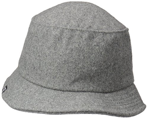 Herschel Supply Co. Men's Lake Bucket Hat, Grey, Small/Medium (Custom Bucket Hat compare prices)