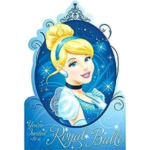 cinderella invitation to the ball template - cinderella royal ball birthday party