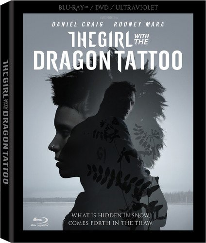 The Girl with the Dragon Tattoo (Three-Disc Blu-ray/DVD Combo + UltraViolet Digital Copy) (The Girl With The Dragon Tattoo 2011 Review)