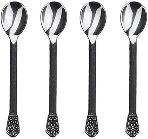 Gourmet Settings Avalon Stainless Steel Cocktail Forks set of 4