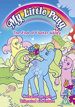 My Little Pony: The End Of Flutter Valley [DVD]: Amazon co uk: My