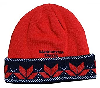 Manchester United Style Beanie