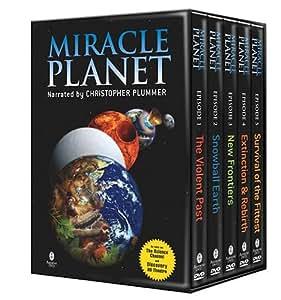 Miracle Planet DVD Box Set