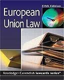 European Union Lawcards, Cavendish Publishing Staff, 1845680200