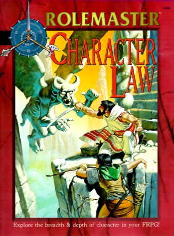 Character Law (Rolemaster Companion)