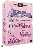 Coffret de la Panthere Rose (3 DVD): Inspecteur Clouseau / Le Fils de la Panthère Rose / L'héritier de la Panthère Rose