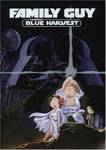 Blue Edition Harvest Special - Family Guy - Blue Harvest Special Edition (w/ limited-edition collectibles) by 20th Century Fox