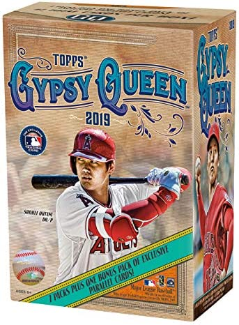 Topps Gypsy Queen Baseball Retail product image