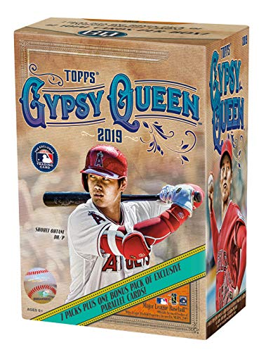 Topps 2019 Gypsy Queen Baseball Retail Value Box