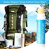 Snap and Zipper Lubricant Zip Wax for Boat Care