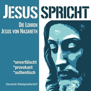 Jesus spricht Hörbuch