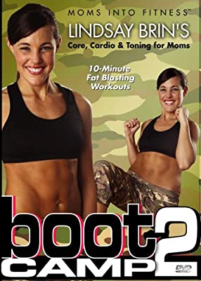 Lindsay Brin's Boot Camp 2 DVD with Moms Into Fitness