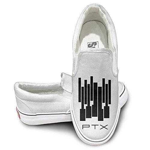 HYRONE Musical Group PTX Logo Design Sport Shoes Baseball (The Wiz Costume Design)