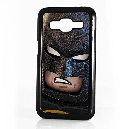 ( For Samsung Galaxy Core Prime ) Phone Case Back Cover - HOT2085 Batman Super Hero