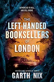 Book Cover: The Left-Handed Booksellers of London