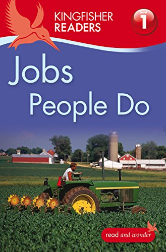 Jobs People Do (Kingfisher Readers)