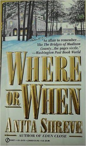 Book Where or When