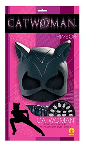 Catwoman Child's Costume Kit