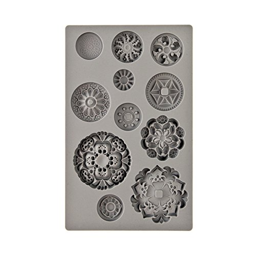 Prima Marketing IOD Decor Mold - Medallions