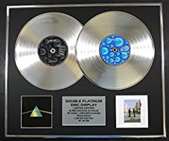 These items are stunning and look fantastic on office/home walls and are great talking points. A must for a fan or collector. A MASSIVE DISPLAY ITEM A stunning Ltd. Edition item - limited to only 50. It features a double cd platinum disc disp...