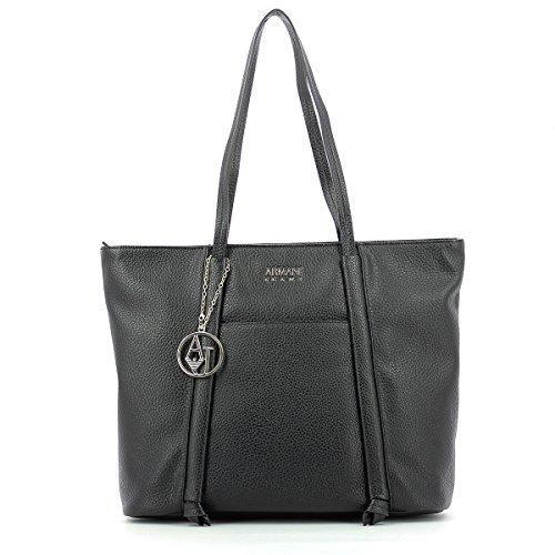 Shopping 922341 INVERNO bag Nero JEANS ARMANI 7A813 AUTUNNO DONNA qZ4xqOwrT
