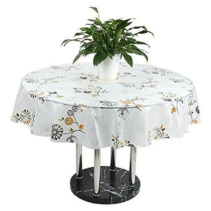 Amazon.com: eDealMax patrón de Flor de PEVA Inicio Mesa ...