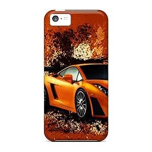 Pretty KQi2335ZdBa Iphone 5c Case Cover/ Lamborghini 1 Series High Quality Case by lolosakes