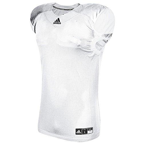 adidas Press Coverage Football Jersey, White/White, ()