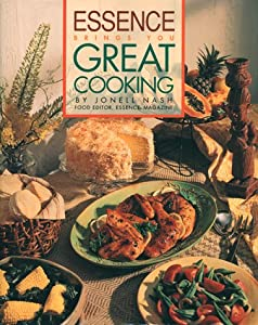 Essence brings you great cooking jonell nash new and for Essence magazine recipes