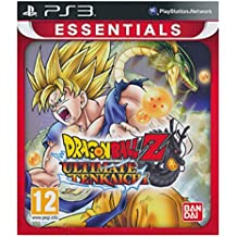 Dragon Ball Z Ultimate Tenkaichi PS3 Dragonball Brand New Sealed