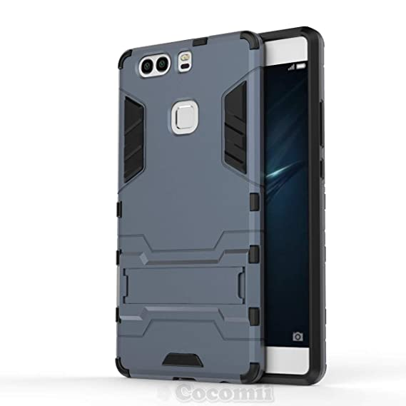 l'atteggiamento migliore 557b6 6110e Cocomii Iron Man Armor Huawei P9 Plus Case New [Heavy Duty] Premium  Tactical Grip Kickstand Shockproof Hard Bumper [Military Defender] Full  Body Dual ...