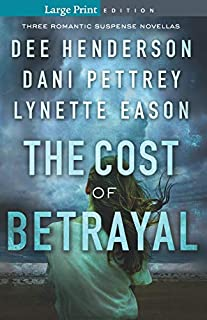Book Cover: Cost of Betrayal