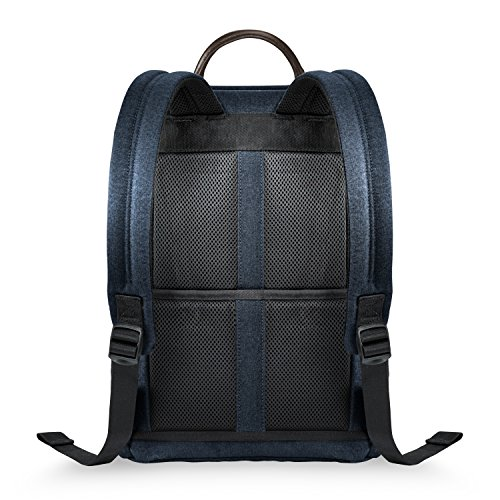 upc 789311000489 product image for Briggs & Riley Kinzie Street, Small Wide Mouth Backpack, Navy
