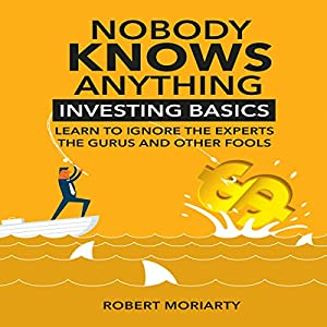 Nobody Knows Anything Audiobook