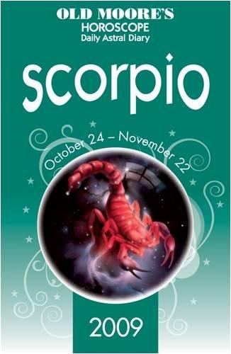 (Scorpio (Old Moore's 2009 Astral Diaries))