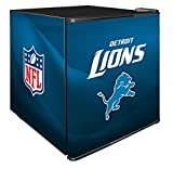 NFL Detroit Lions Refrigerated Counter Top Cooler, Small, Blue